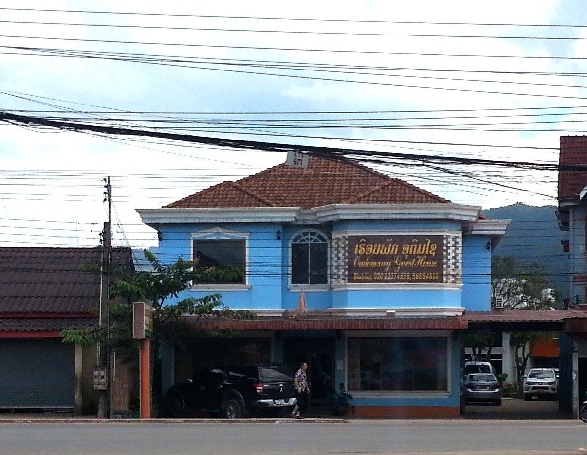 Guesthouse near Oudomxay Southern Bus Terminal