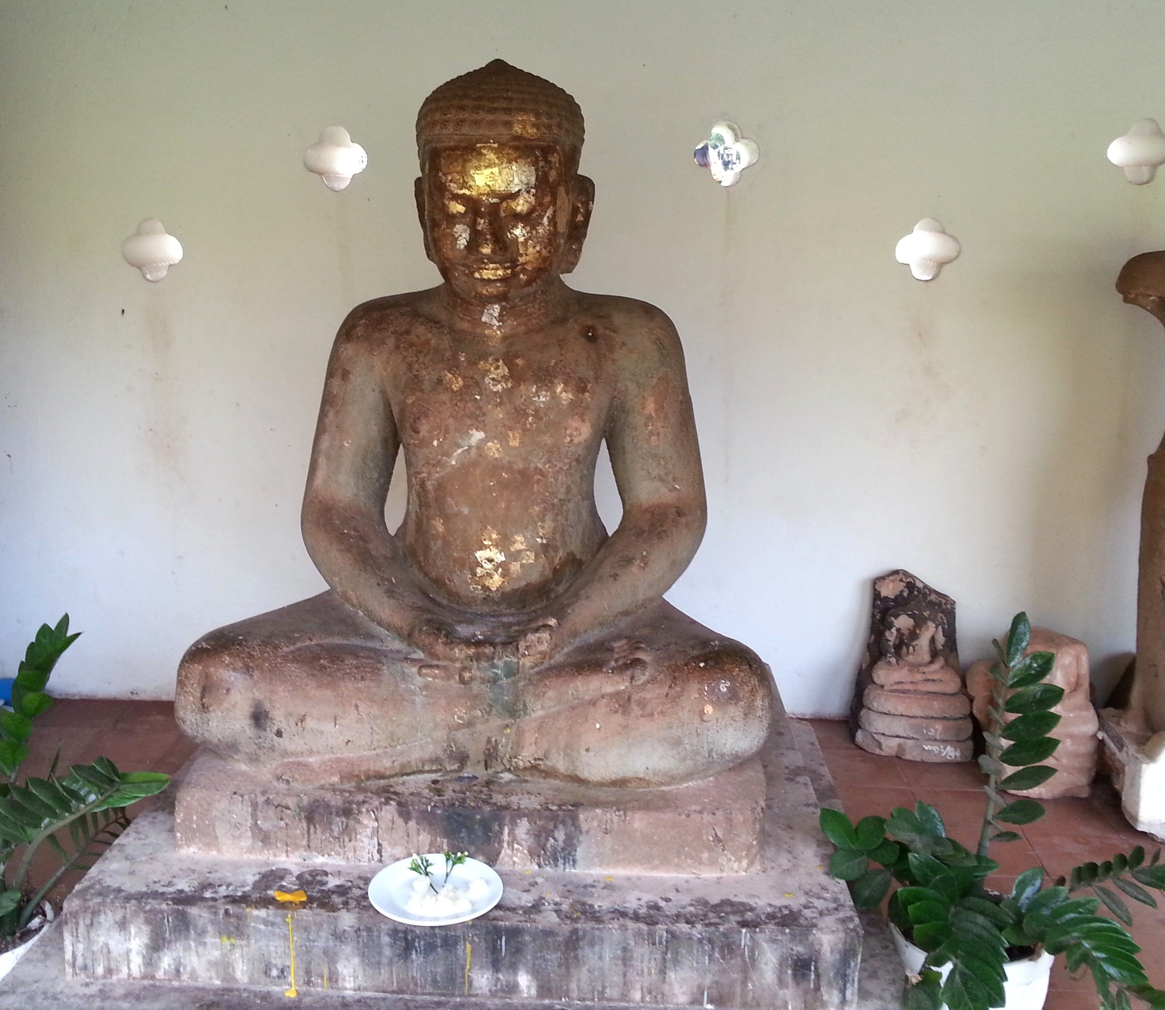 Statue of King Jayavarman VII