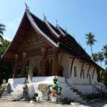 Ordination hall at Wat Aham