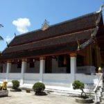 Congregation hall at Wat Meun Na