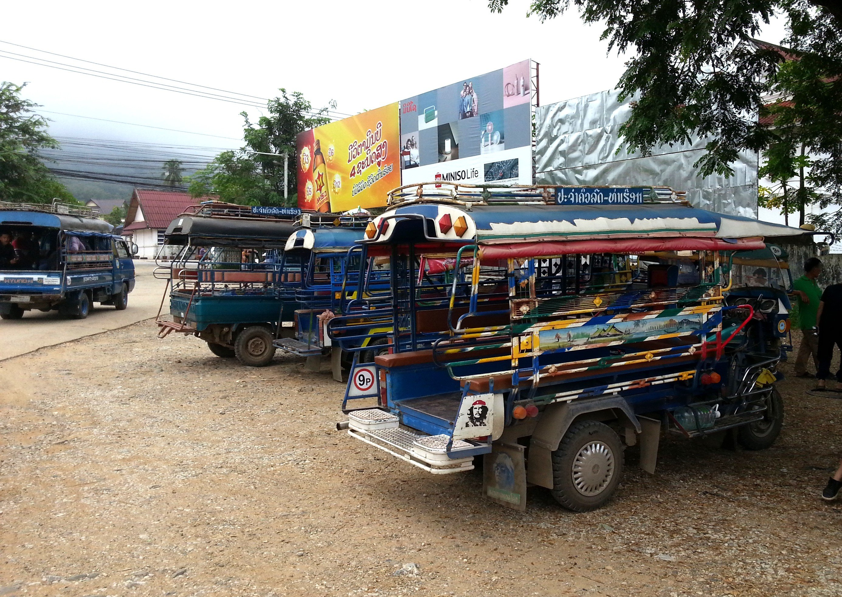 Taxi services at the Southern Bus Terminal