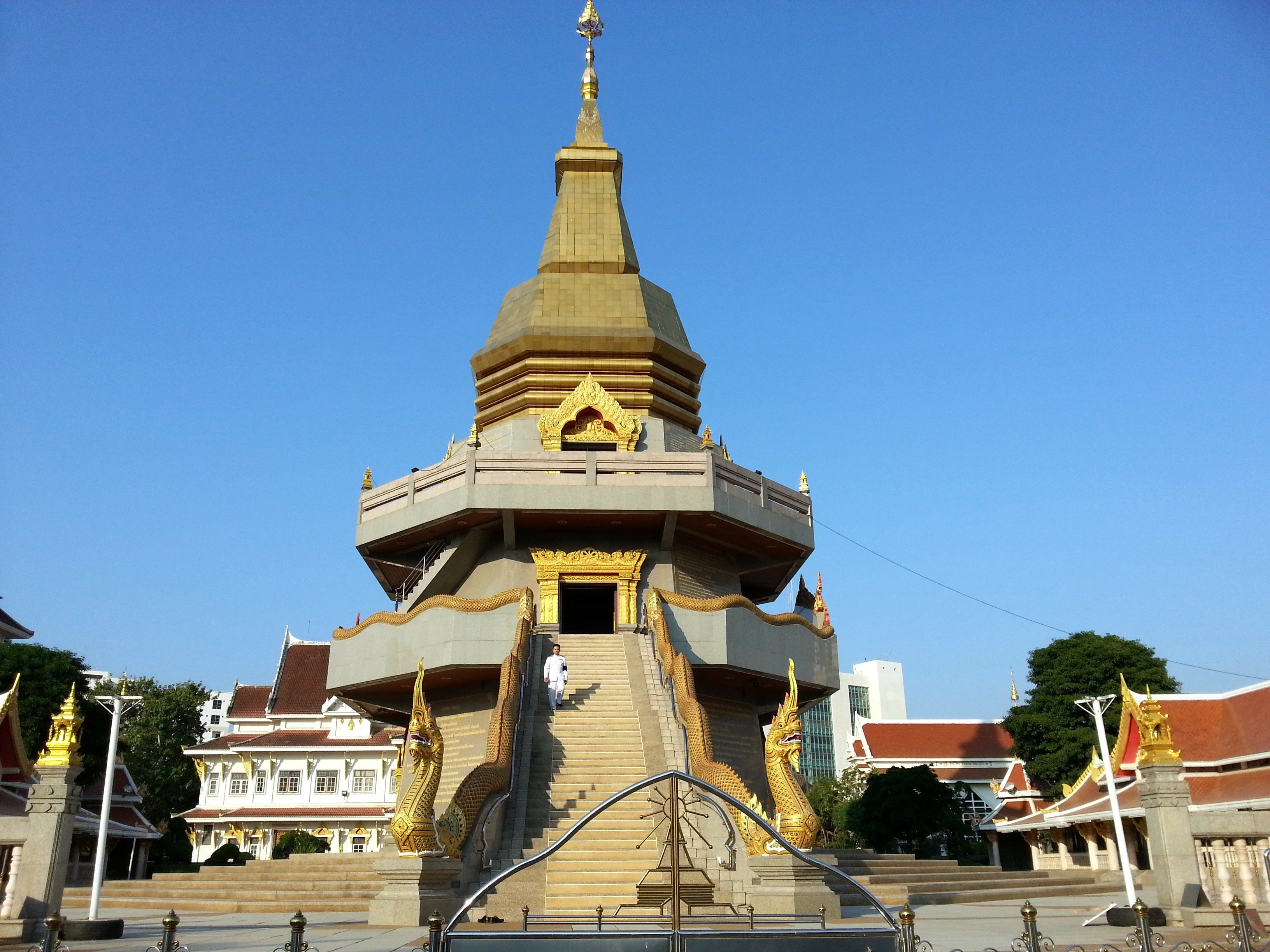 Wat Pothisomphon in Udon Thani