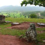 Jar Site 2 near Phonsavan in Laos