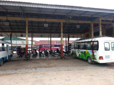 Oudomxay Southern Bus Terminal