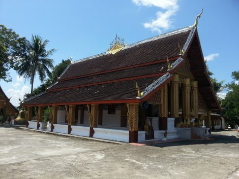 Shrine Hall at Wat Mahathat
