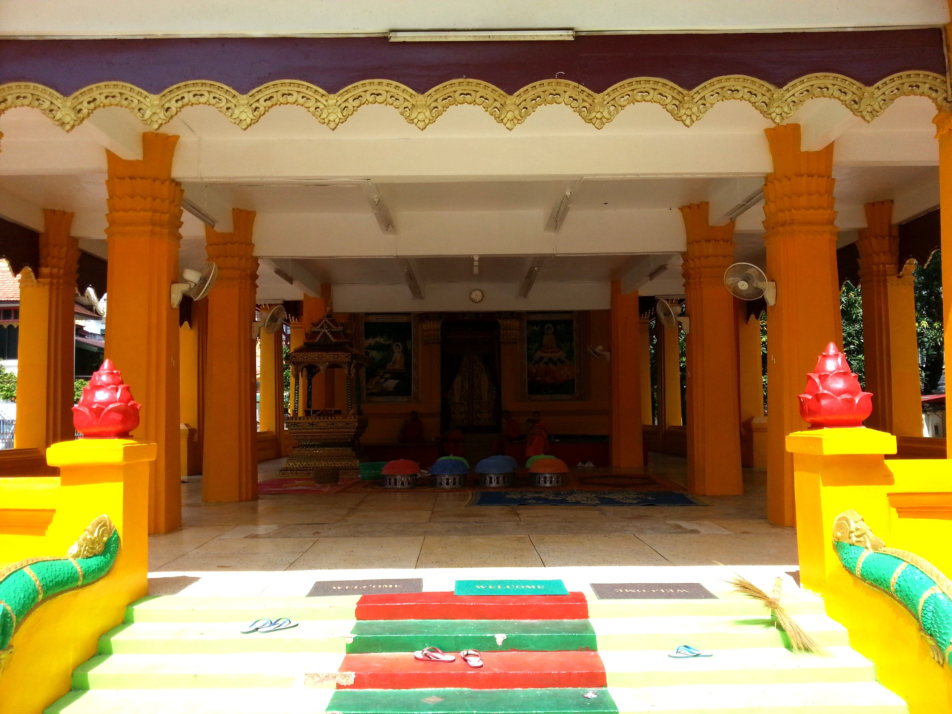 Shrine at Wat Mixai