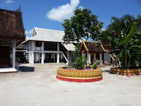 School at Wat Manorom