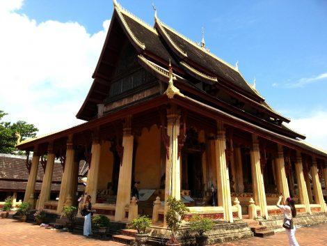Wat Si Sa Ket in Vientiane