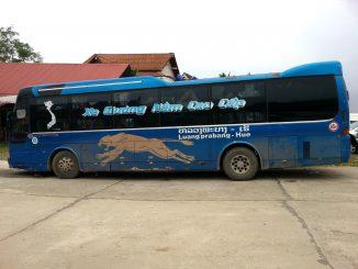 Laos Bus Times