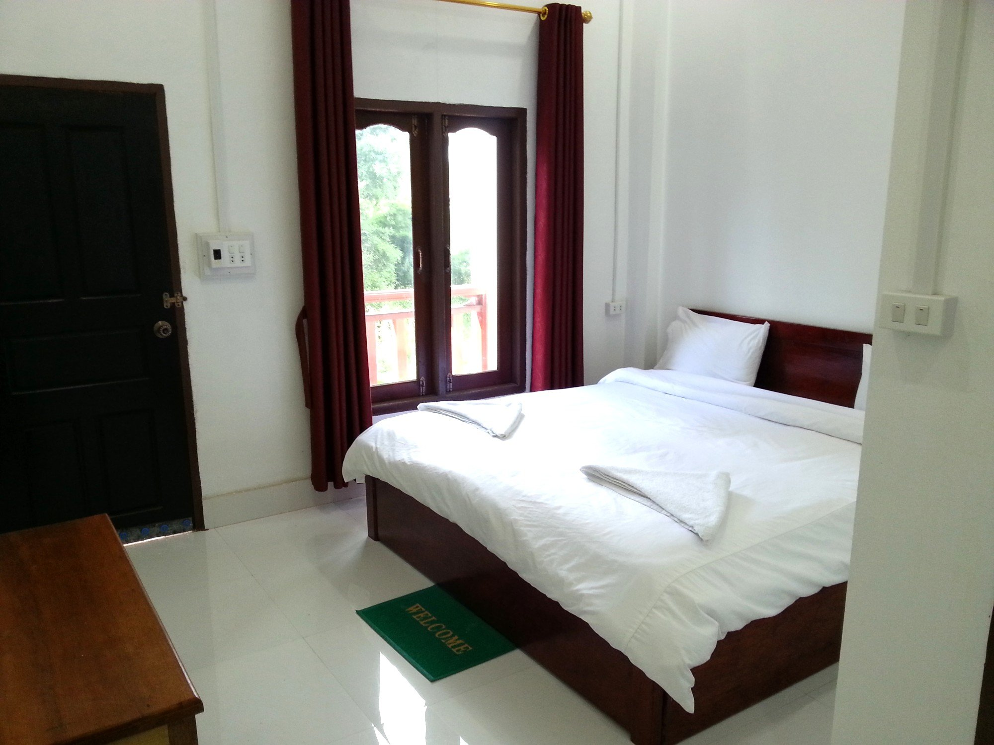 Bedroom at Sipanya Guesthouse