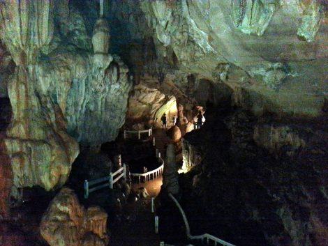 Tham Chang Cave in Vang Vieng