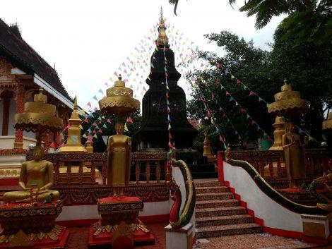 Chedi at Wat That
