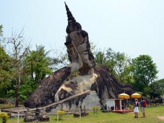 Xiang Khuan is the Laos name for Vientiane Buddha Park