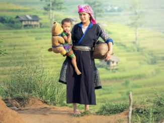 Hmong people of Laos