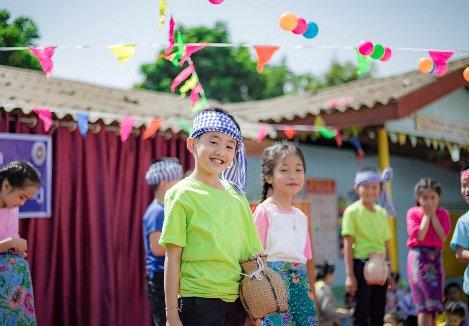Children's Day in Laos
